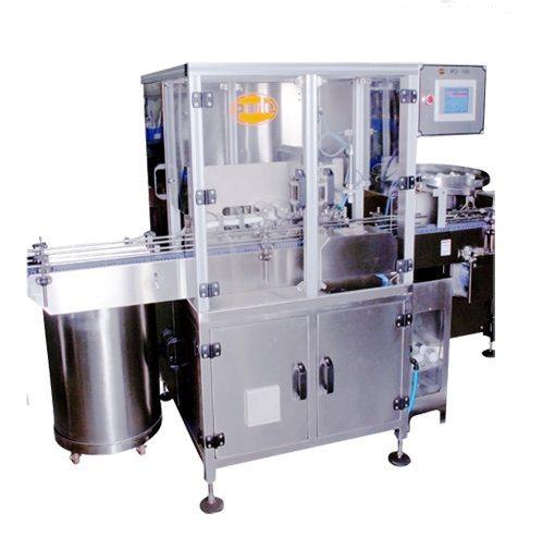 Bottle Packaging Automatic Cotton Inserter for inserting cotton into the Bottles
