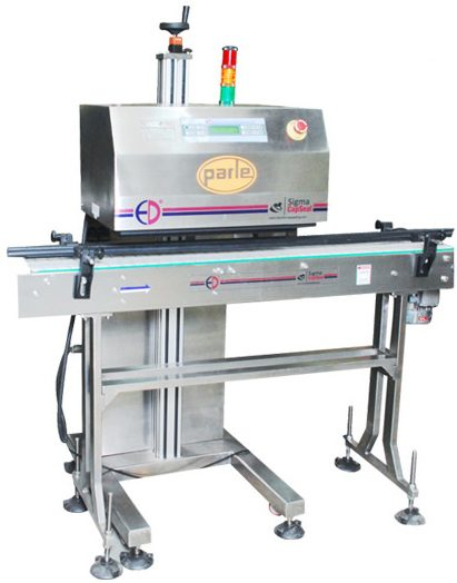 Induction Sealing Machine to seal the bottles