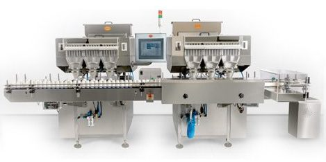 PMC-200 Multi-Channel Counter Bottle Filler 36 Track High Speed Multi Channel Counter Output : 200 bpm Counter/Bottle Filler, Counter & Bottle Filler, Counter&Bottle Filler, Counter and Bottle Filler