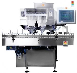 PMC-60 Multi-Channel Counter Bottle Filler 12 Track High Speed Multi Channel Counter Bottle Filler Output : 60 bpm Counter/Bottle Filler, Counter & Bottle Filler, Counter&Bottle Filler, Counter and Bottle Filler