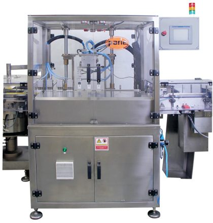 PSC-63 Press-On Capping Machine Press-On Caps