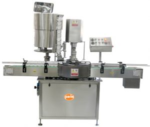 PSC-45 Bottle Capping Machine